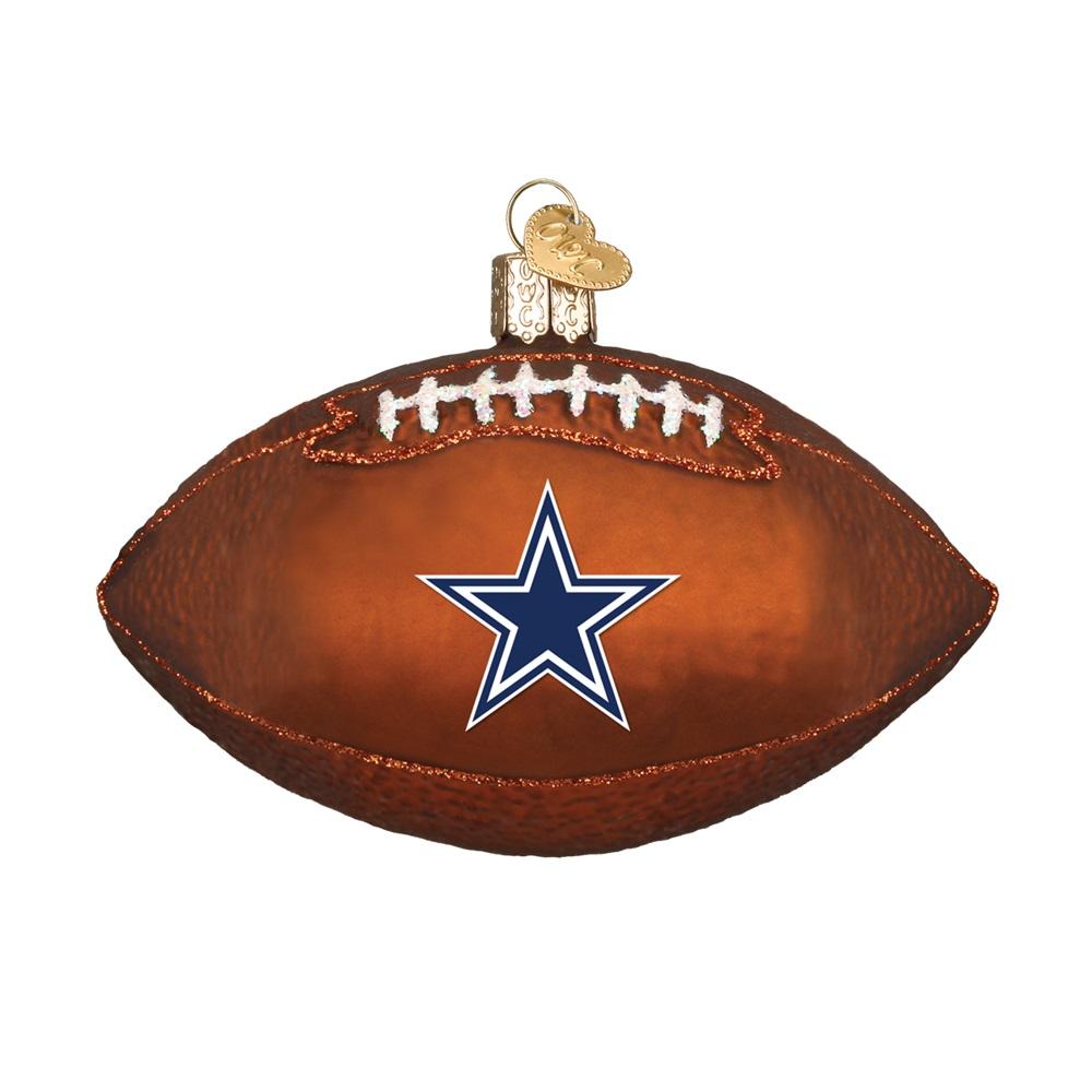 Dallas Cowboys Christmas Ornament