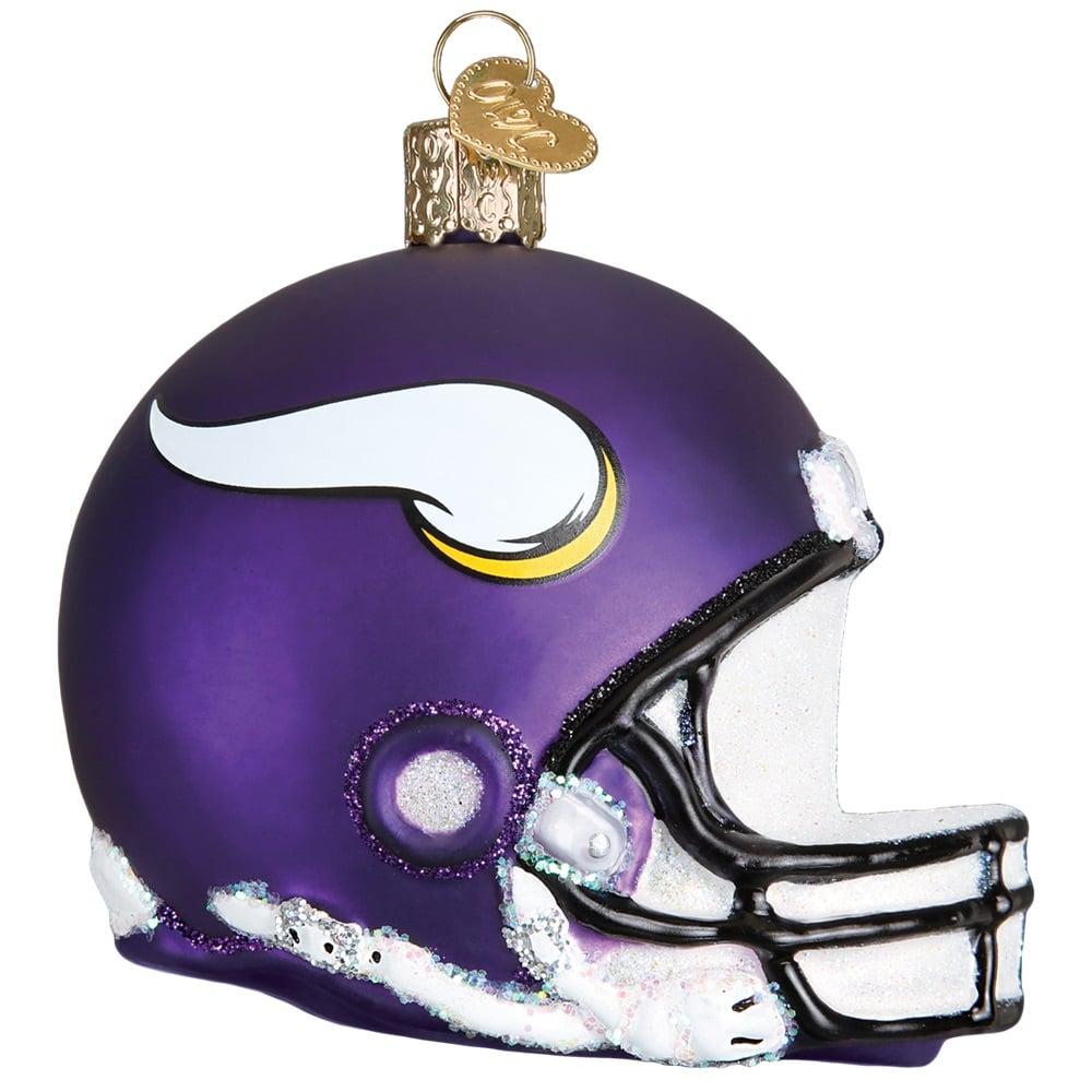 Minnesota Vikings Christmas Ornaments
