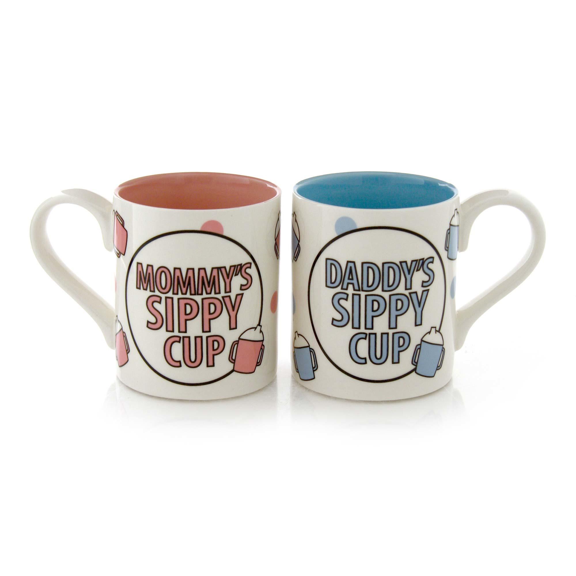 Sippy Cup Mug Set