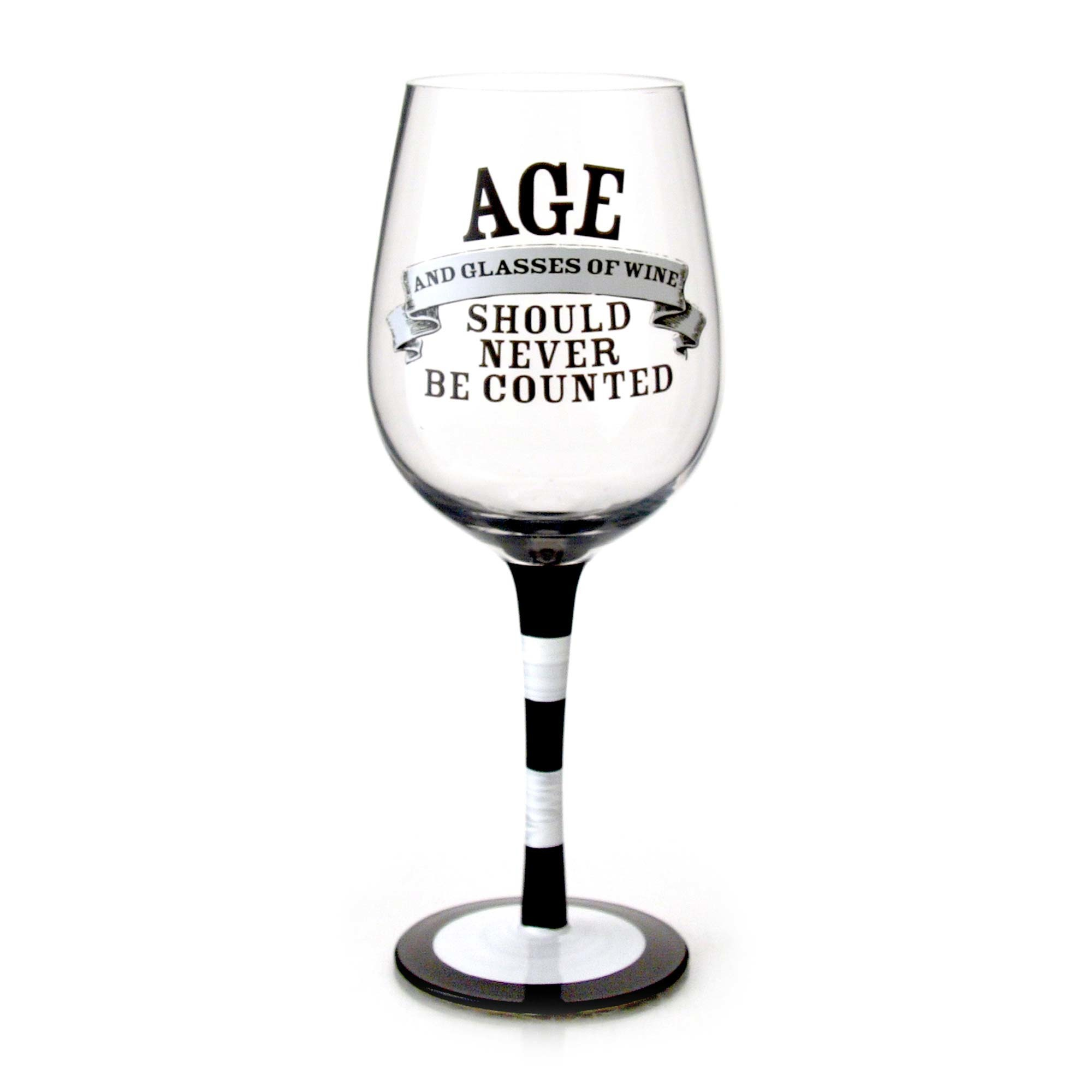 Age Wine counting Glass - Age And Glasses Of Wine Should Never Be Counted
