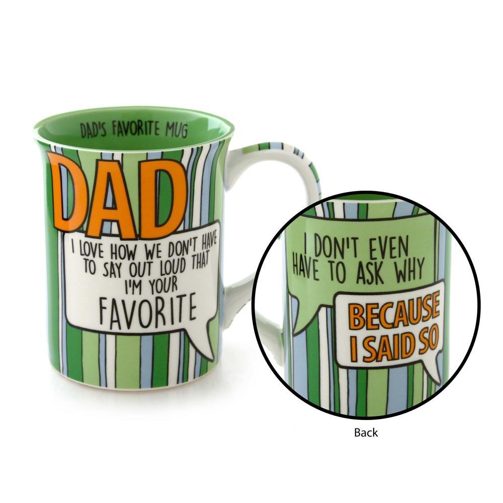 Dad's Favorite Mug