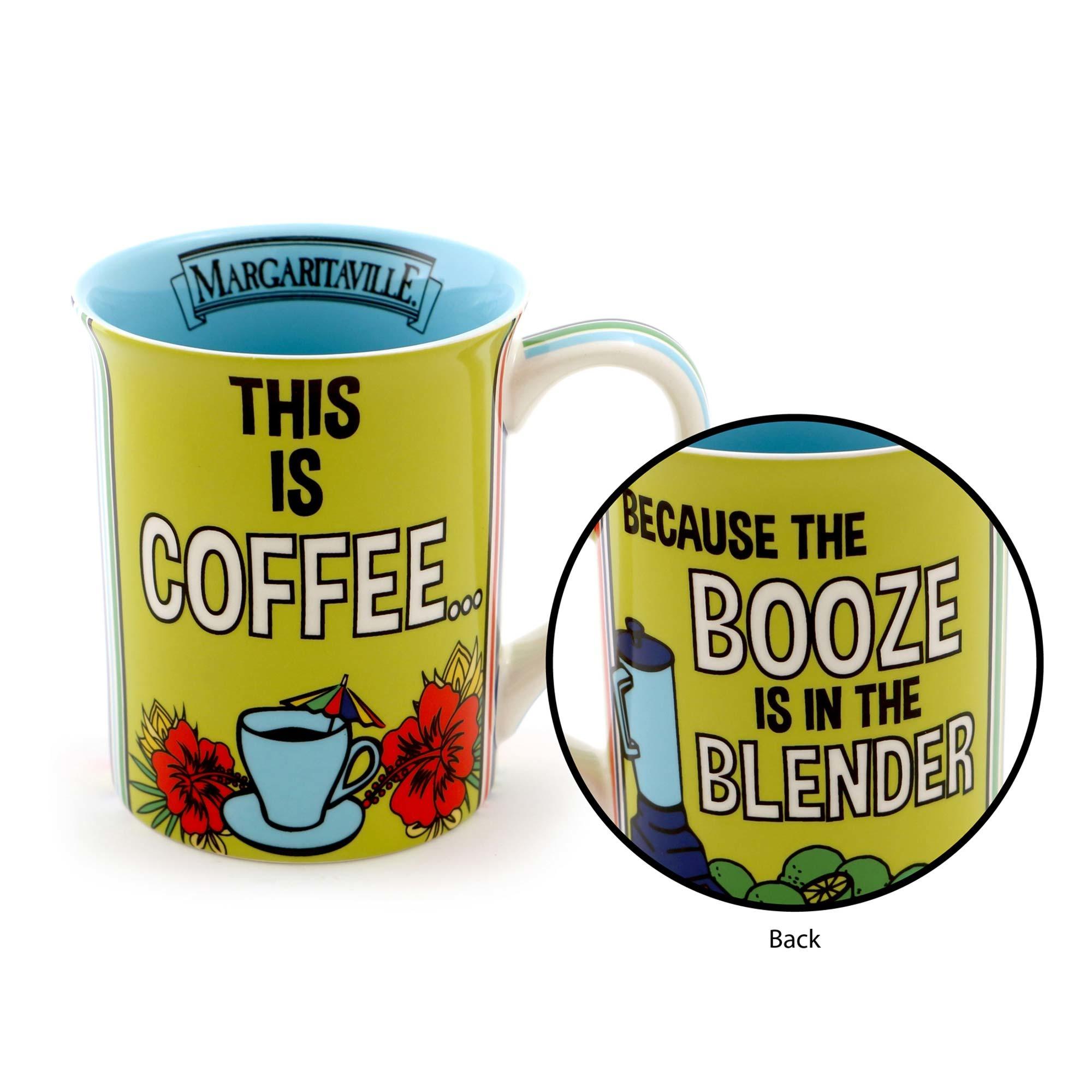 Booze Blende Mug
