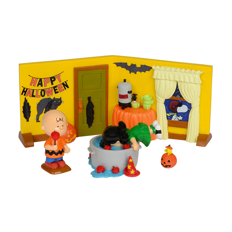 Department 56 Peanuts Halloween