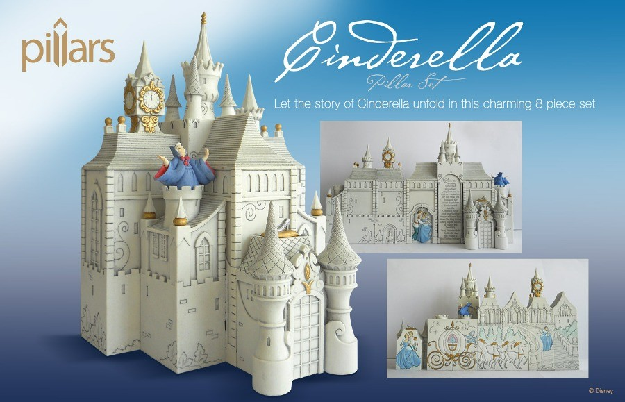 Cinderella, Set of 8