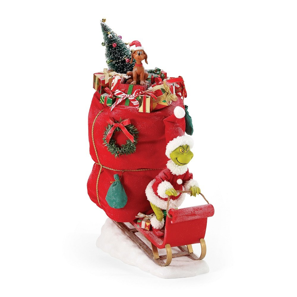 A Very Merry Grinchmas