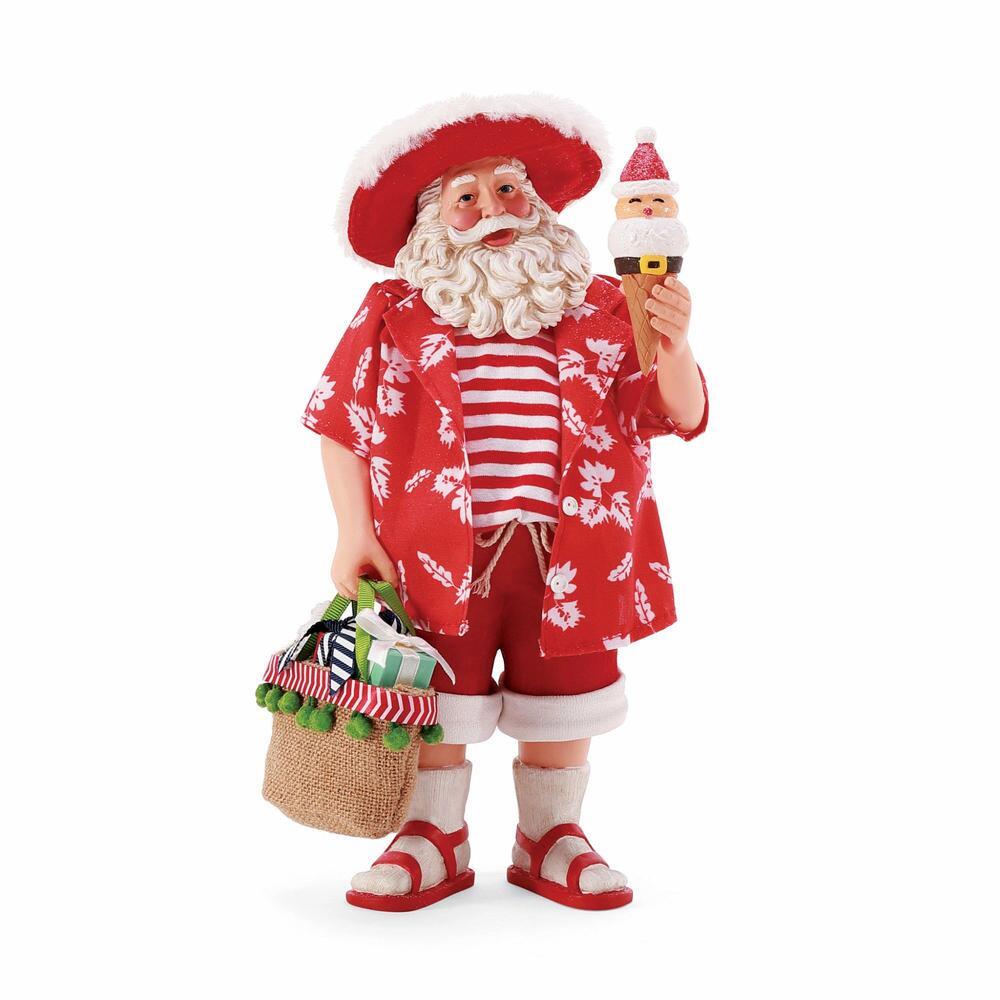 Santa's Ice Cream