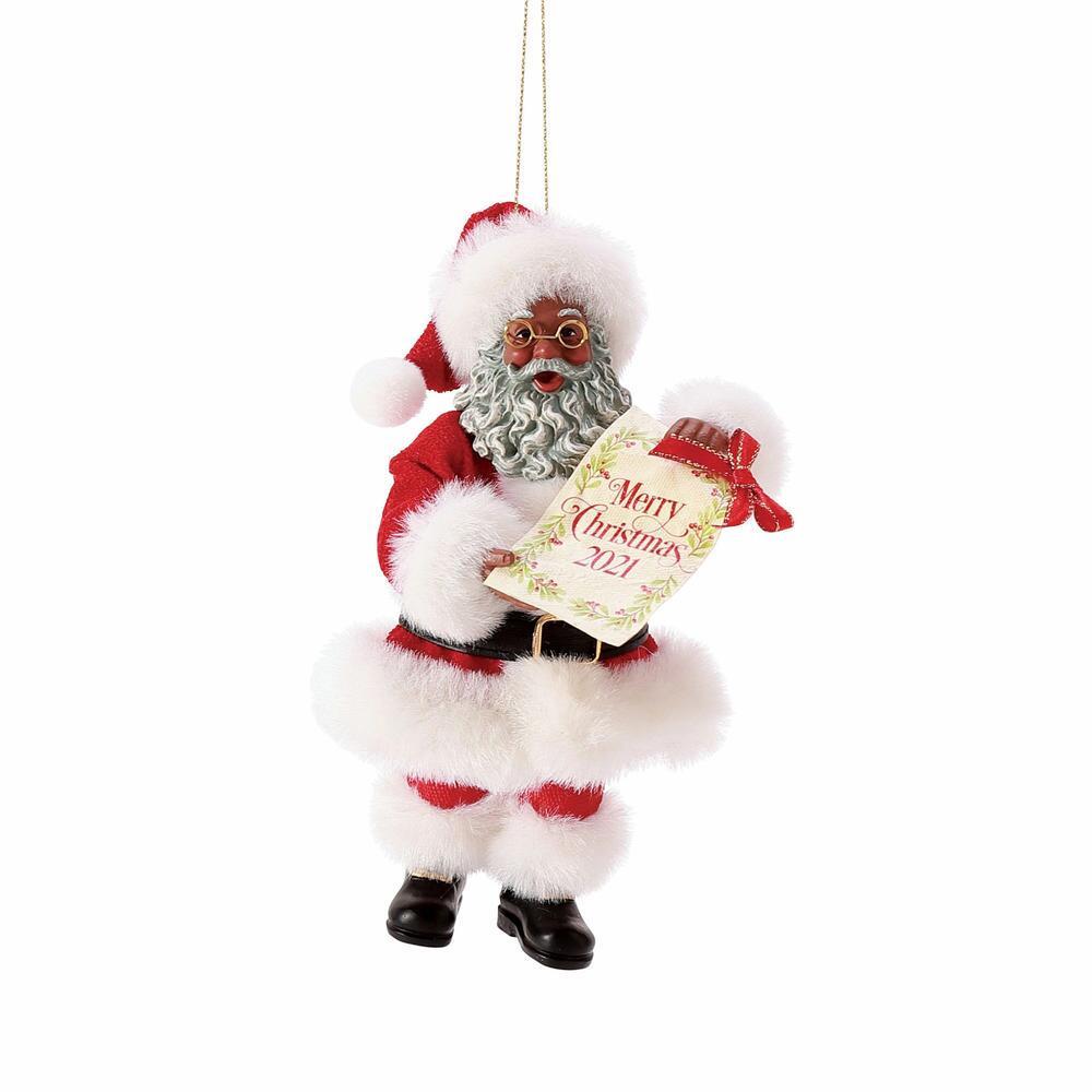 Merry Christmas 2021 AA Orn