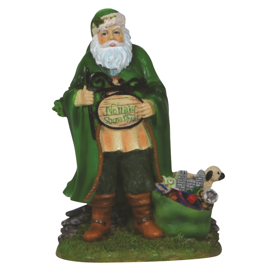 Irish Christmas Santa