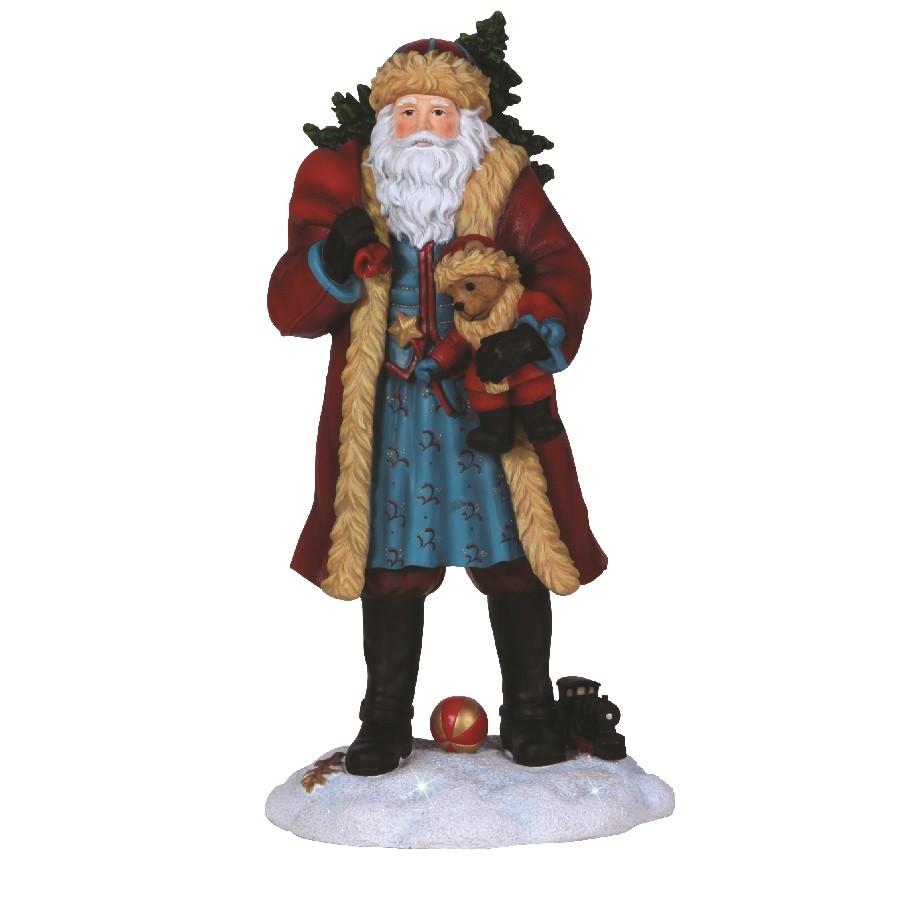 Santa and Teddy - Limited Edition