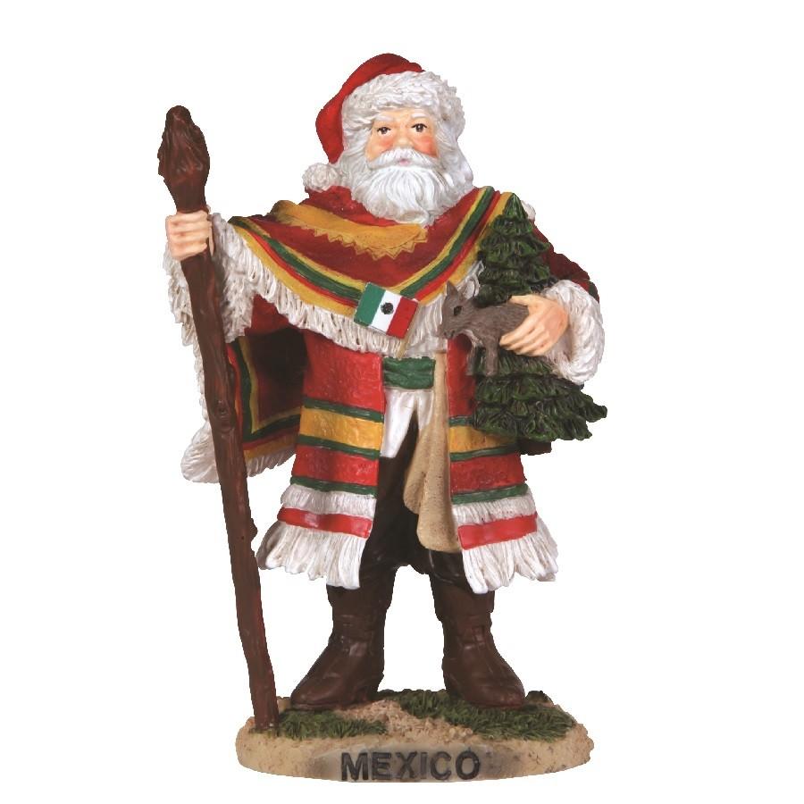 Mexico Santa