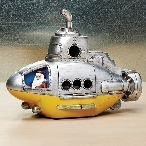 MUSICAL SUBMARINE
