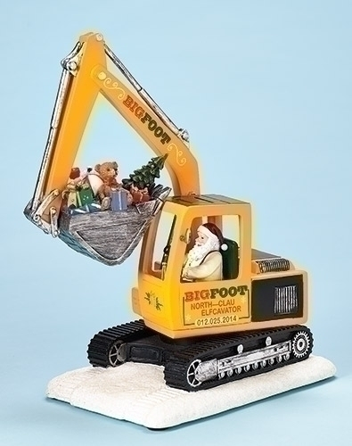 North Pole Excavator