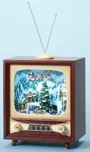 Tv with Skaters LED