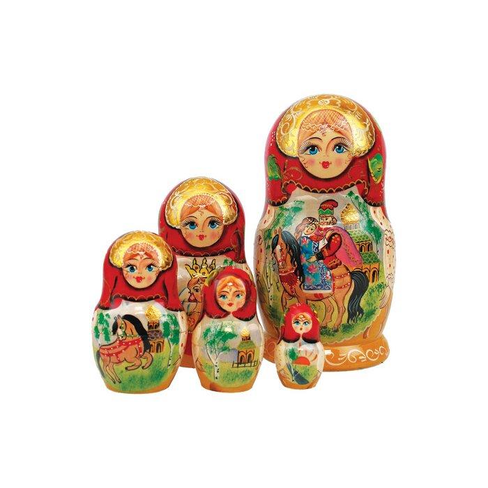 Ivan Tzarevich Nesting Doll Set