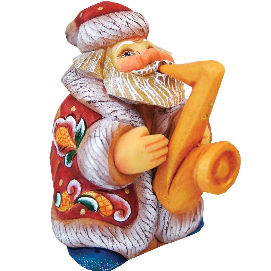 Saxophone Santa - Limited Edition