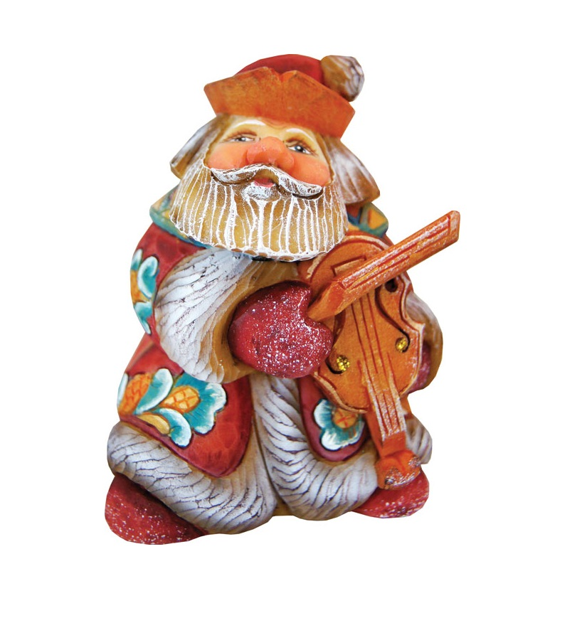 Violin Santa - Limited Edition