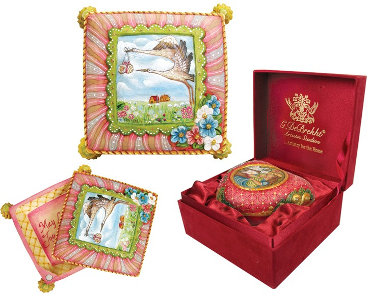 Heavenly Sent Pillow Box