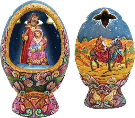 O Holy Night Egg - Limited Edition