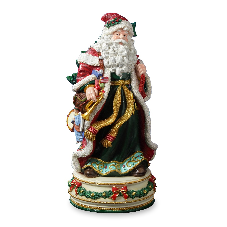 San francisco music box  holiday treasures