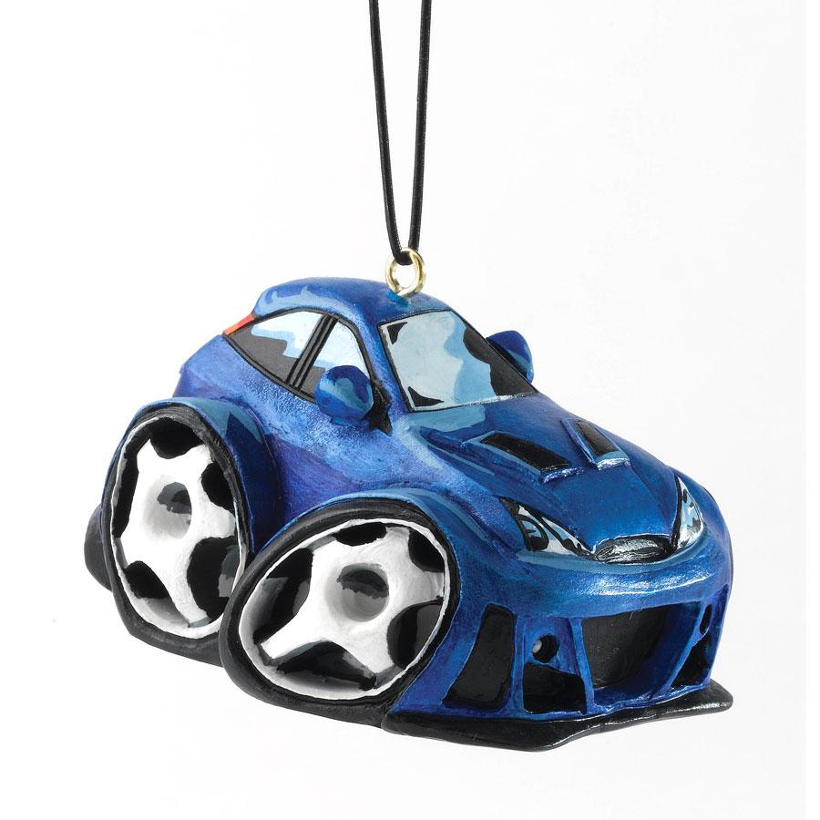 Focussed RS Ornament