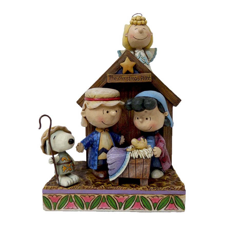 Charlie Browns Christmas.The Christmas Play Charlie Brown S Christmas Pageant