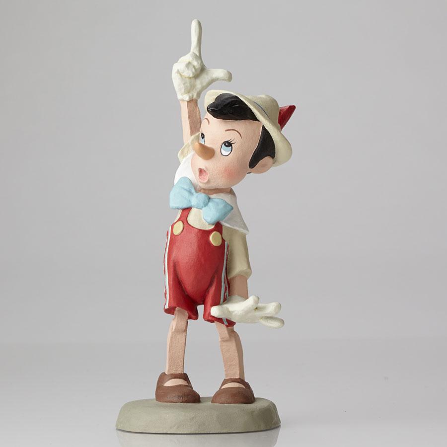 Pinocchio Maquette Reproduction
