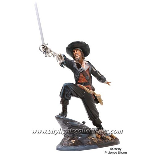 Captain Barbossa - Black-hearted Brigand