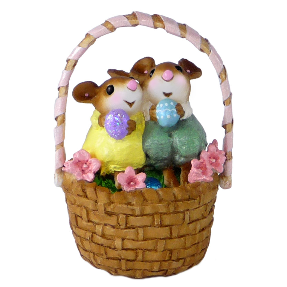 Cozy Easter Couple