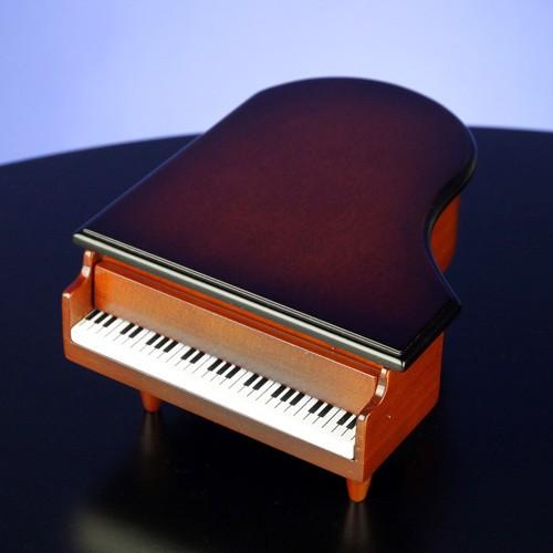 San Francisco Music Box 842970049463 Wooden Piano