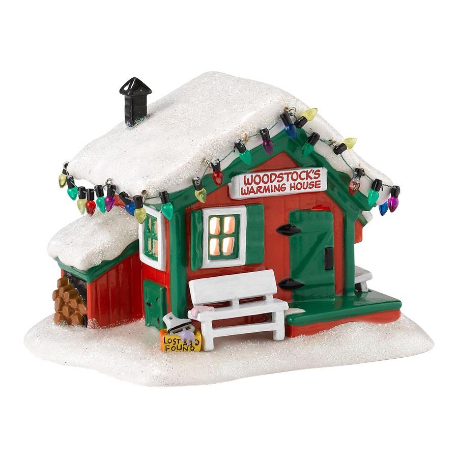 Woodstock's Warming House